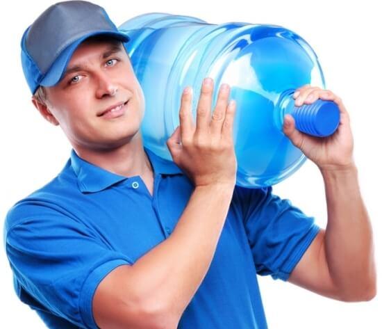 доставка воды в Подмосковье